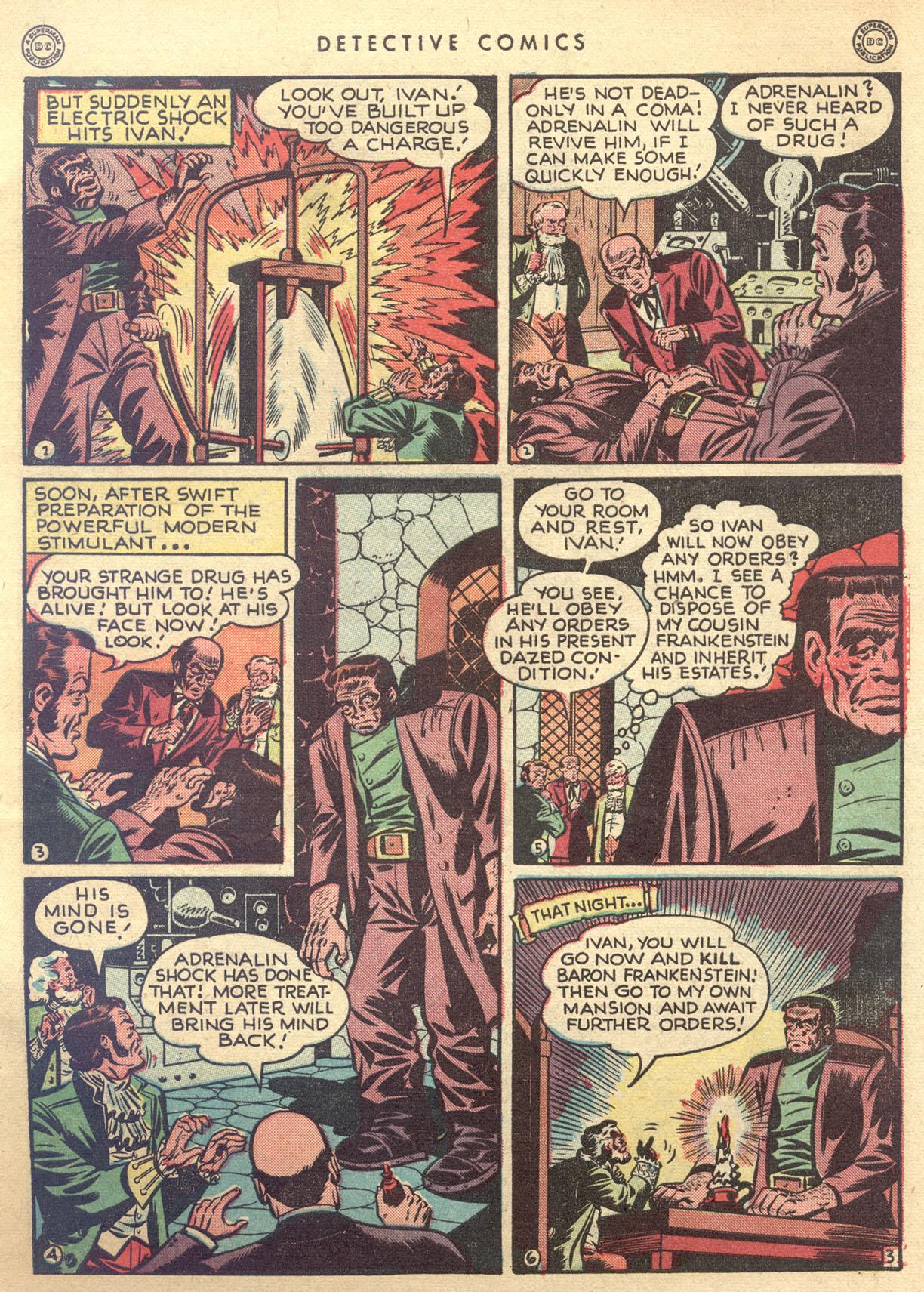 Detective Comics (1937) 135 Page 4
