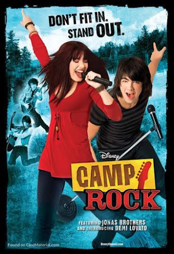 Camp Rock แคมป์ร็อค สาวใสหัวใจร็อค