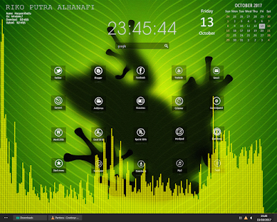 spektrum musik analizer windows