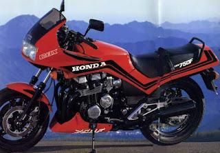 CBX 750 7 Galo