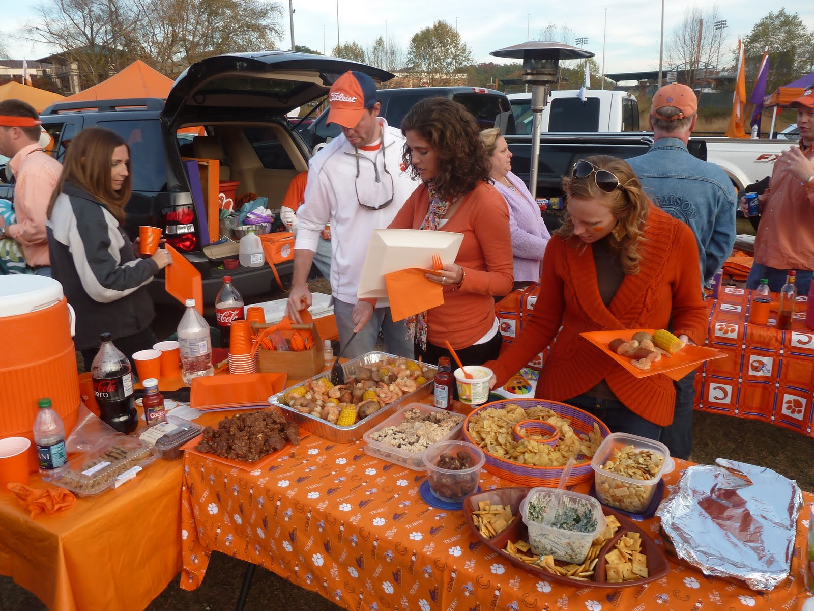 Classically Current: Clemson Gameday