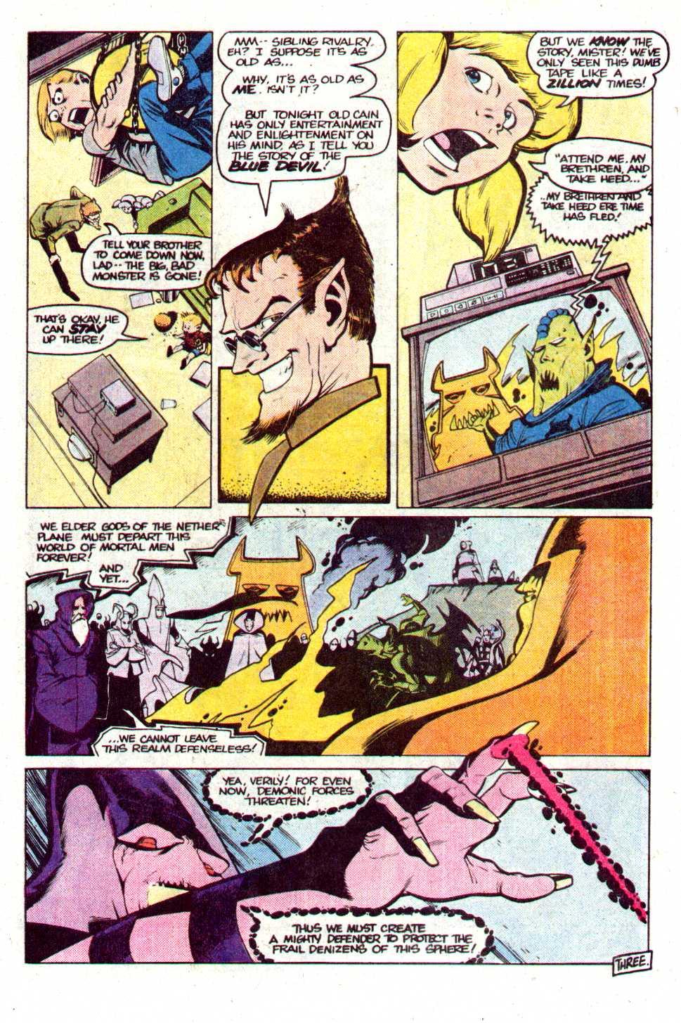Read online Secret Origins (1986) comic -  Issue #24 - 4