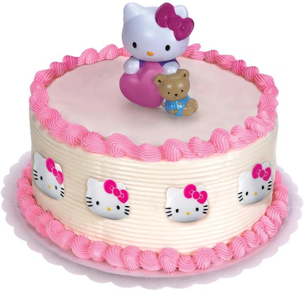 Cake Design Hello Kitty Balerina