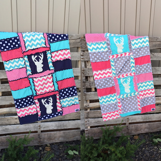 Instagram and Facebook Quilt Experiment
