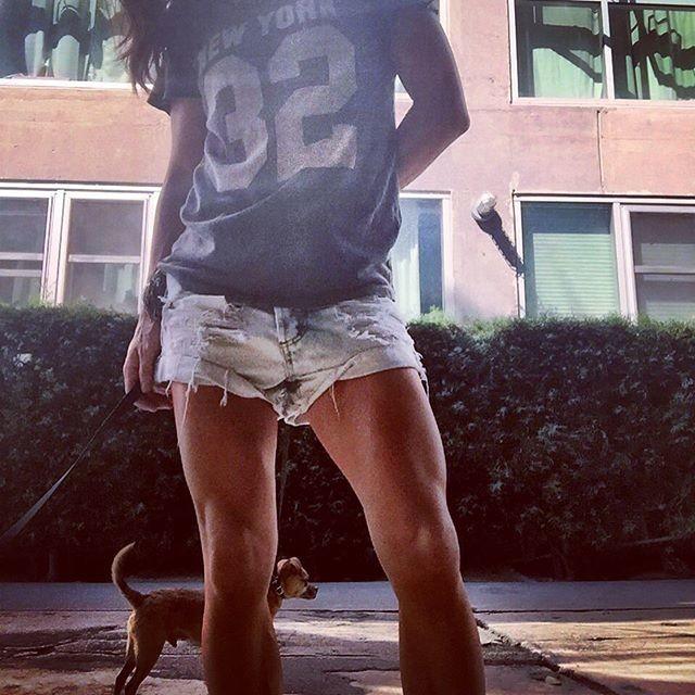 Fitness Model Amber Dodzweit Instagram