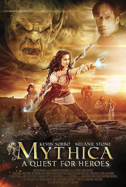 Mythica: A Quest for Heroes (2015) ταινιες online seires oipeirates greek subs