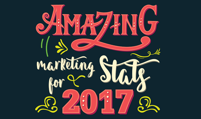 7 Amazing marketing stats for 2017