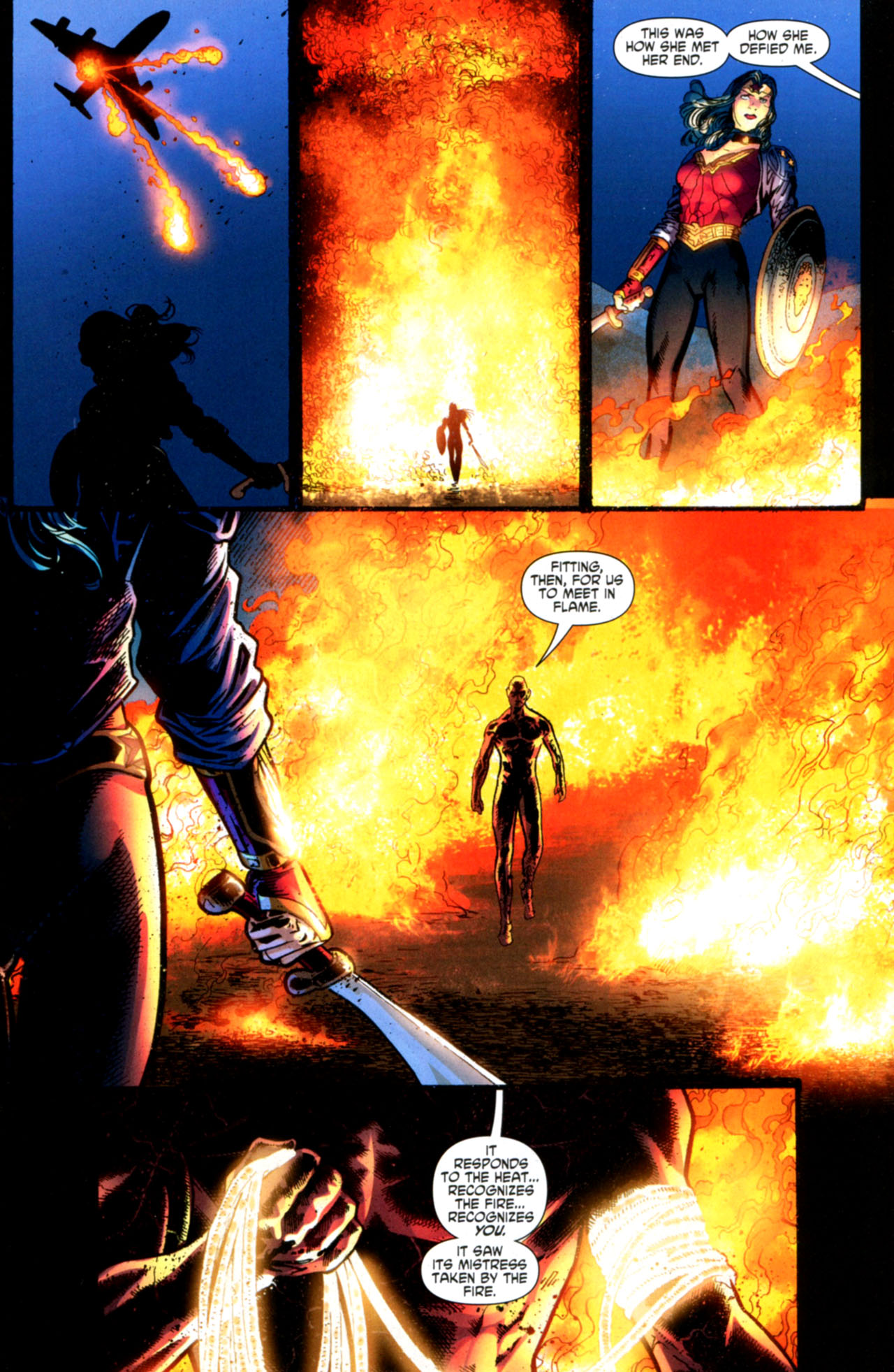Read online Wonder Woman (2006) comic -  Issue #603 - 22