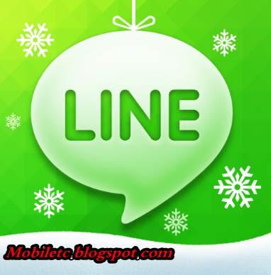 Download Aplikasi Chatting LINE untuk Symbian