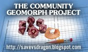 Community Geomorph Project