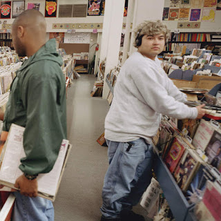 DJ Shadow - Endtroducing Re-Emagined (2016) - Album Download, Itunes Cover, Official Cover, Album CD Cover Art, Tracklist
