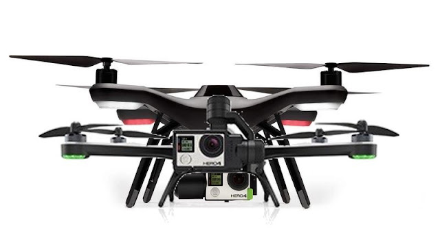 It has many features similar to the Phantom  3DR SOLO Review - Specs in addition to Everything y'all Need to Know