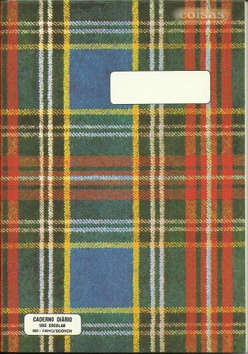 ... dos Cadernos Escolares Scotch - Ainda sou do tempo d0dbf7af83