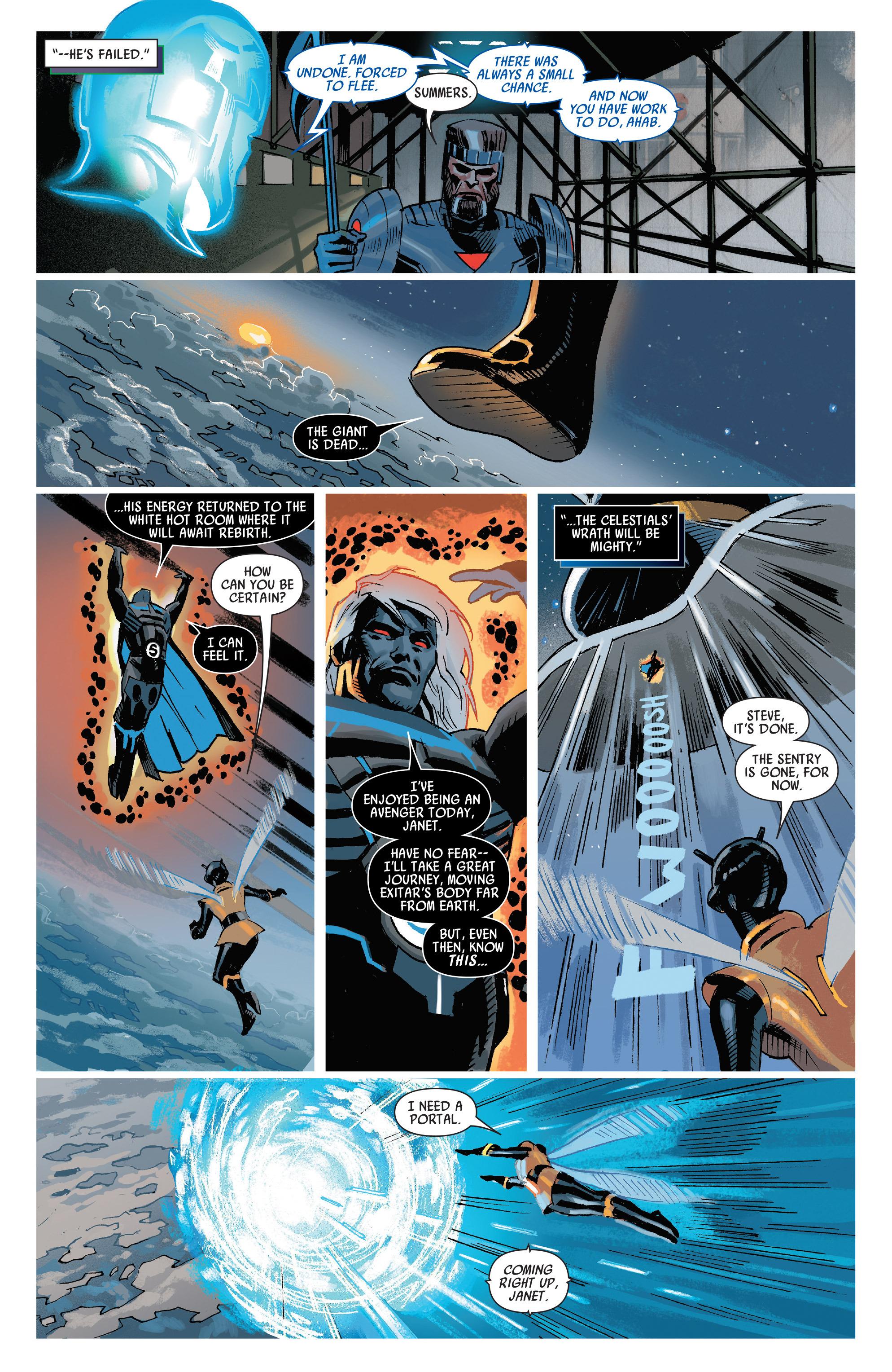 Read online Uncanny Avengers (2012) comic -  Issue #22 - 16
