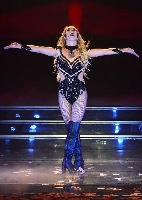 Britney Spears lidia todos los días con un coach motivacional