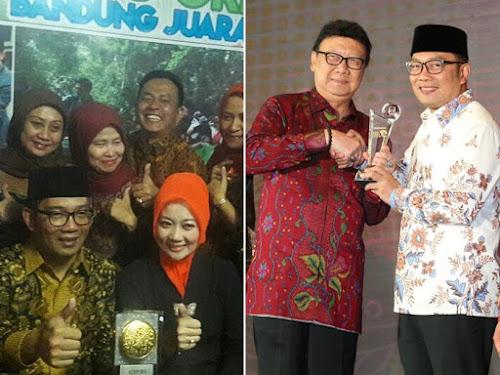 Piala Adipura Kota Bandung 2017