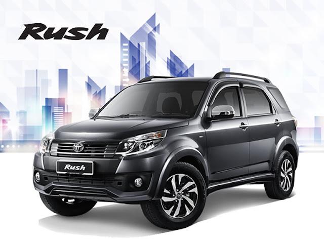 Toyota Rush 2017