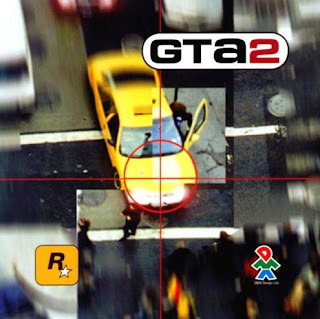 Grand Theft Auto 2 PC GAME