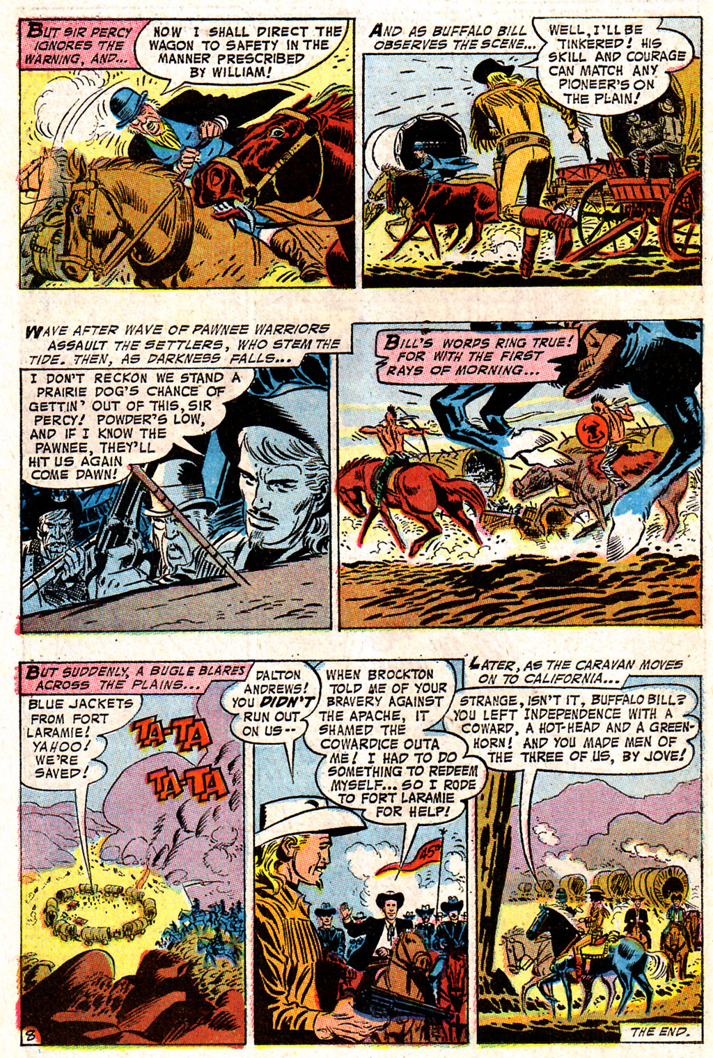 Read online All-Star Western (1970) comic -  Issue #7 - 36