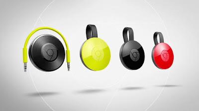 Chromecast Audio y Video