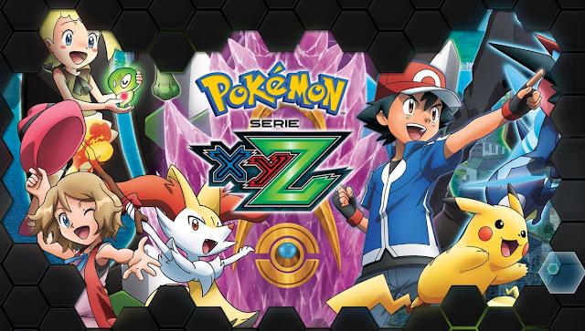 Pokémon Seria: XYZ - nowe odcinki