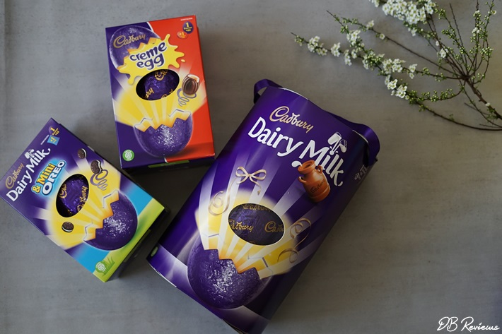 Cadbury Dairy Milk Easter Eggs