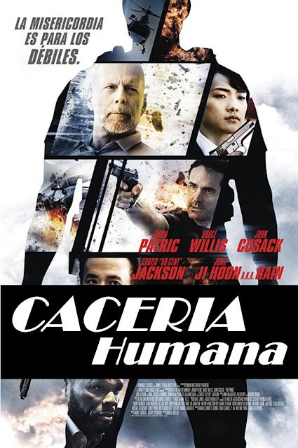 Caceria Humana [2015] [DVD5] [Castellano]