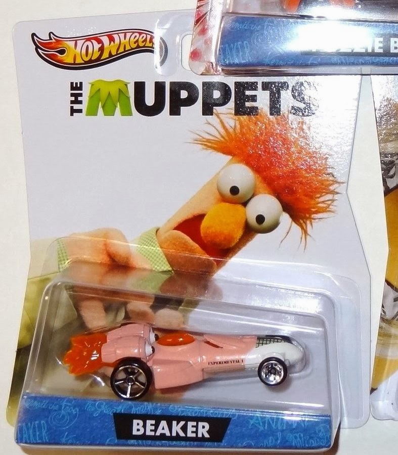 410 Best Muppet Love Images On Pinterest: MuppetsHenson: More Muppet Hot Wheels Coming! Fozzie, Miss