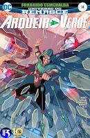 DC Renascimento: Arqueiro Verde #14