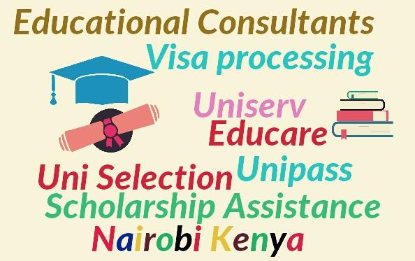 Overseas educational consultants in Nairobi