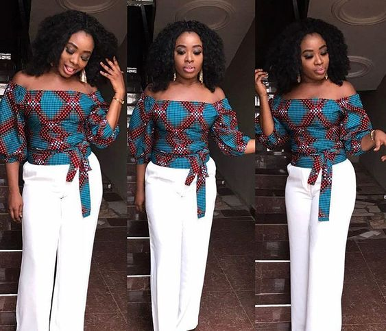 Latest Ankara Long And Short Gown And Top Styles And How To Wear