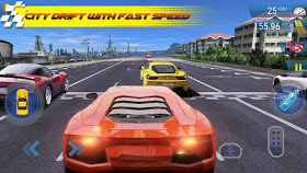 Game Balap Mobil MAD 3D Highway Racing Mod Ofline Gratis