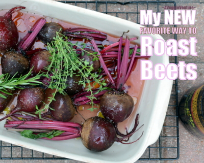 My Favorite New Way to Roast Beets, another time-tested meal prep technique ♥ A Veggie Venture.