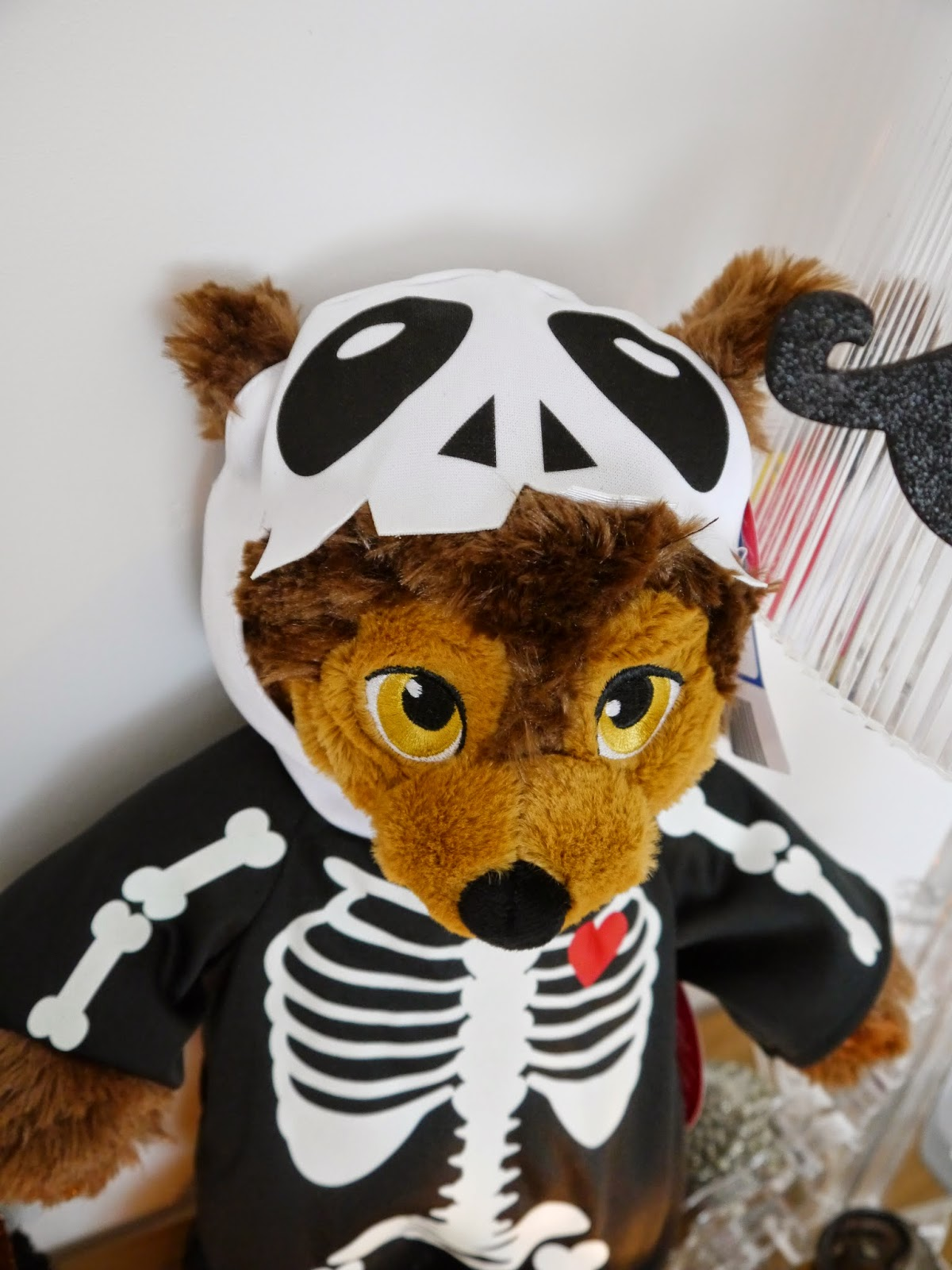 Handbags To Change Bags: Halloween At Build-A-Bear Workshop