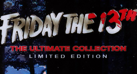 Paramount releases new friday the 13th dvd box sets, blu-ray/dvd.