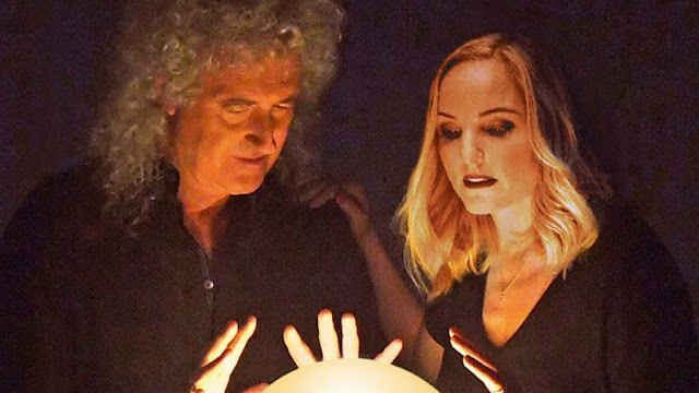 BRIAN MAY,KERRY ELLIS