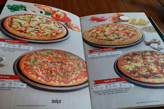Menu Pizza House - 6