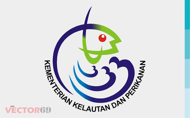 Logo Kementerian Kelautan dan Perikanan (KKP) Indonesia - Download Vector File SVG (Scalable Vector Graphics)