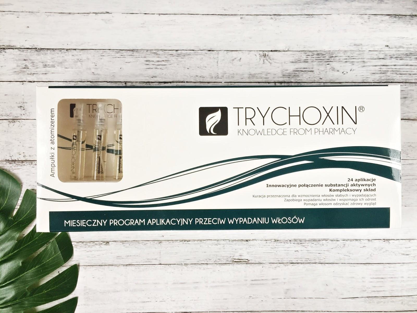 ampułki trychoxin