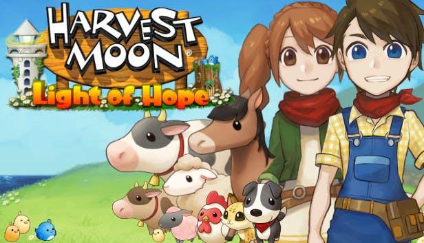 Download Harvest Moon: Light of Hope Mod Apk