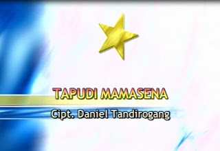 Lirik Lagu Toraja Tapudi MamaseNa (Daniel Tandirogang)
