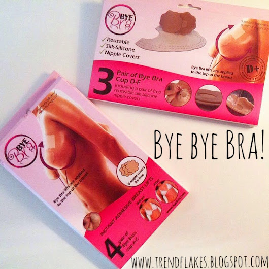 Review // Bye Bra: Say Goodbye To Your Bra