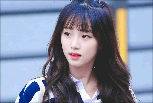 Choi Yena IZONE Produce 48 Wallpaper iPhone Android.jpg