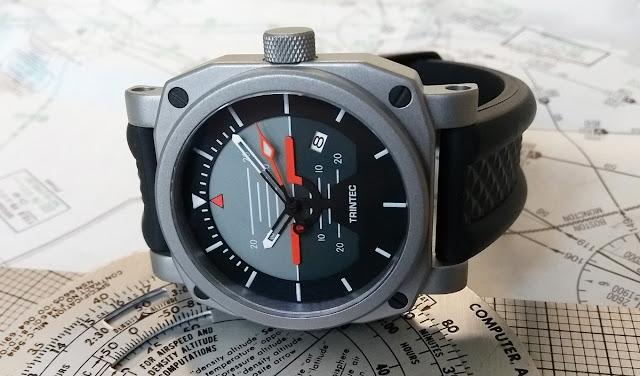 Trintec NAV-03 Horizon steel