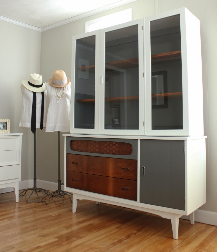 The Hutch Rests Atop Buffet They Can Be Separated For Easier Transport Stacked Measure 52 W X 18 D 72 H To Sold Only As A Set