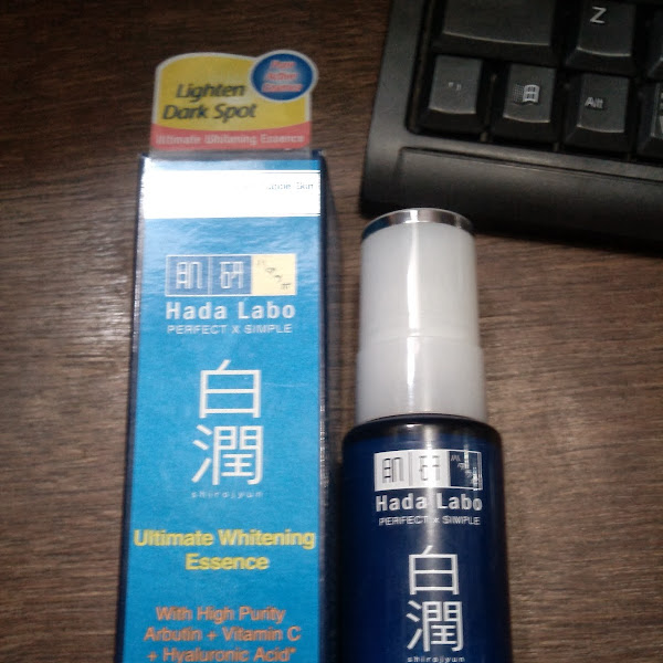 Review: Hada Labo Ultimate Whitening Essence