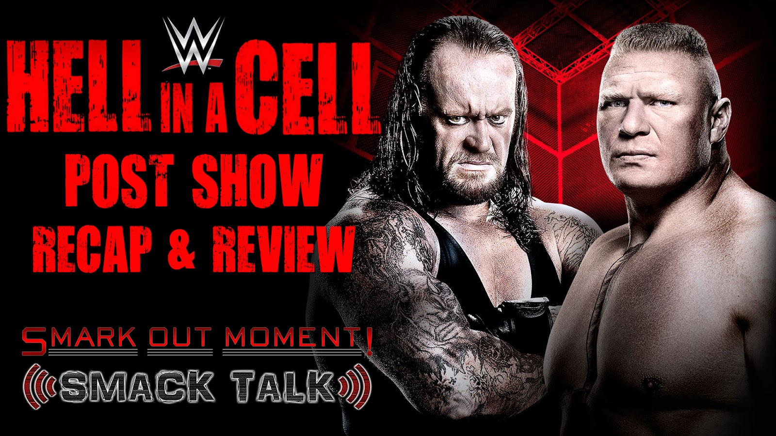 WWE Hell in a Cell 2015 Recap and Review Podcast