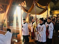 Eucharistic Devotions and the Revival of the Processional Canopy