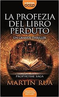 La Profezia Del Libro Perduto Di Martin Rua PDF