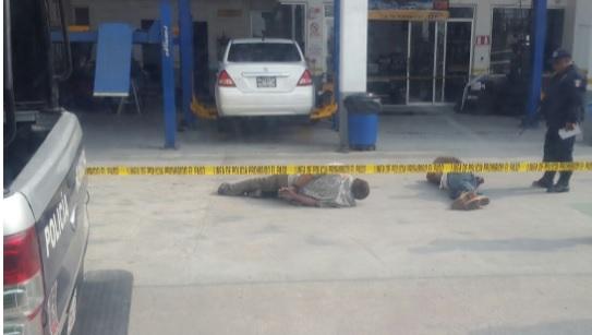 Arrestos de policía en Metepec